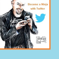 Become a Ninja with Twitter: Update Profile Bio