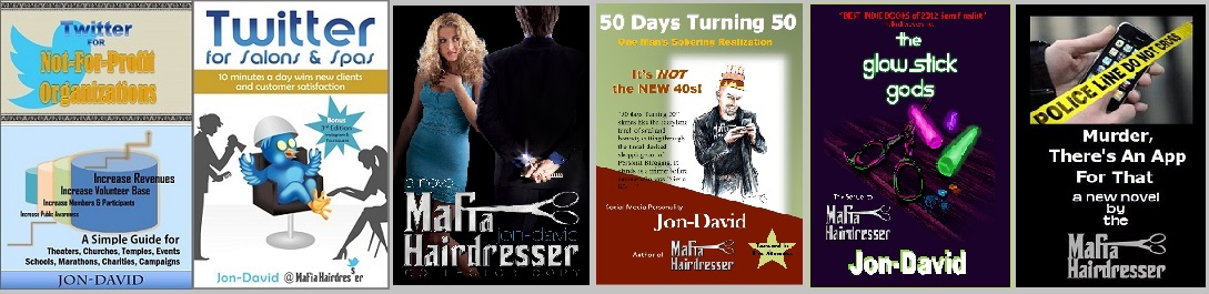 READ THESE GREAT eBOOKS BY JON-DAVID