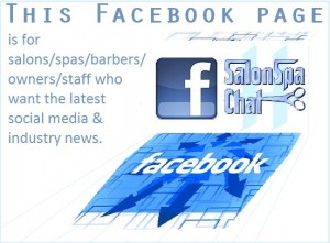 social media and facebook marketing for salons