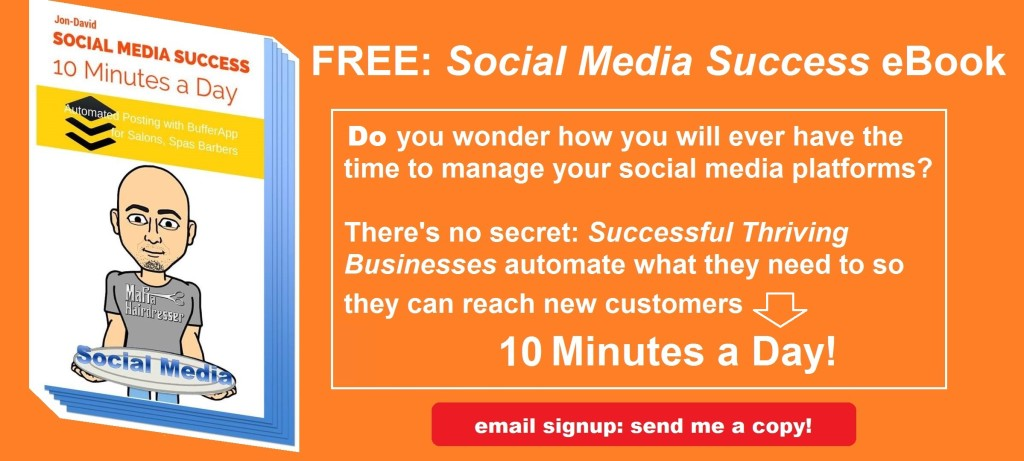 Social Media Success Buffer App email sign up