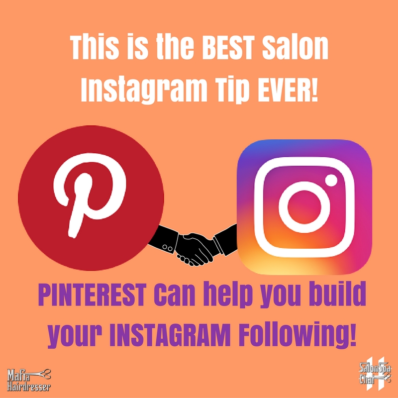 Pinterest for salons