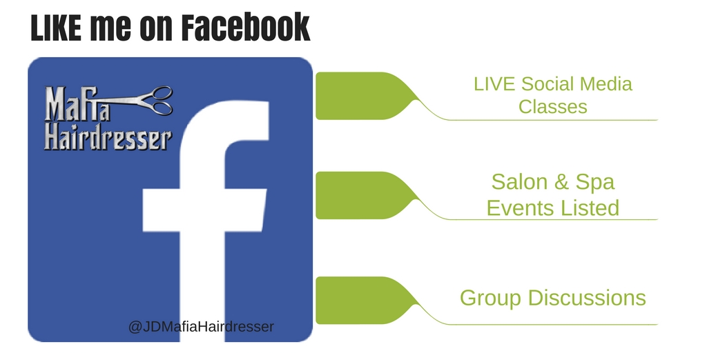 Facebook for salons