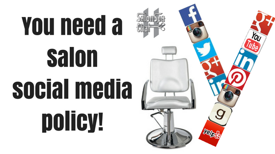 salon social media policy