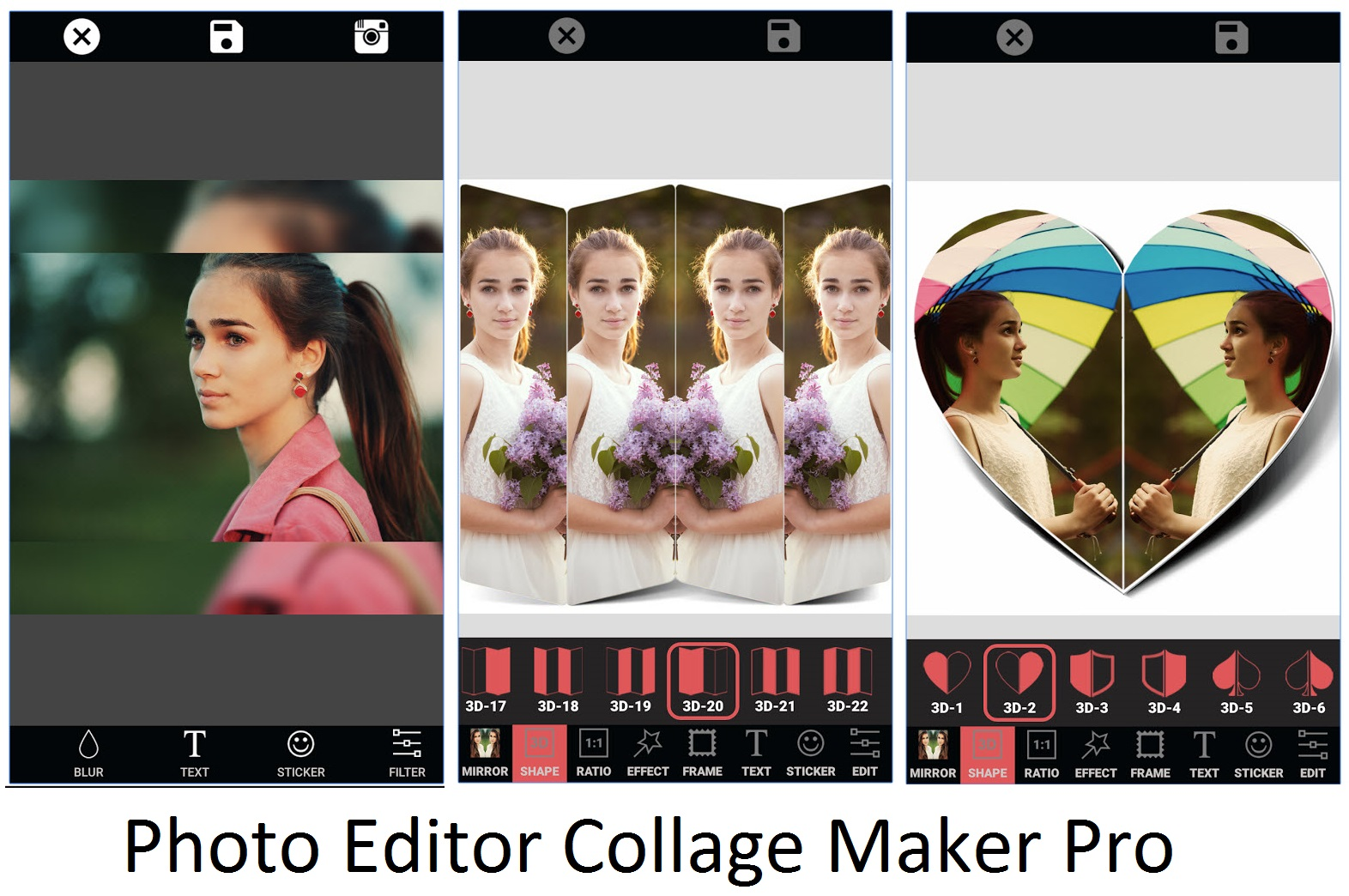 Photo Editor Collage Maker Pro
